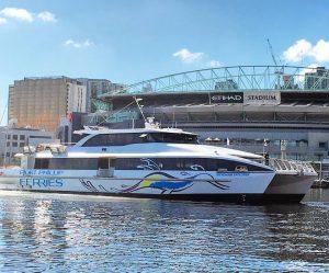 Port Phillip Ferry Vic Harbour