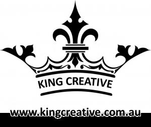 King Creative Logo